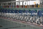 Richpeace 28 Heads(11meter long) Embroidery Machine with sequins option, STOCK MACHINE ON SALE! 2012 Year-End offer!