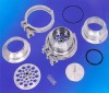 Sanitary Stainless Steel Weld &Thread Check Valve