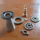 OEM Food process machine fittings