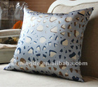 100% silk designer cushion covers