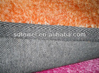100% polyester shaggy rug