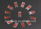 Metal paper clips