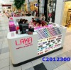 Retail cosmetic kiosk