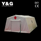 white rescue inflatable tent