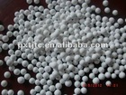 Activated alumina ball for water treatment and absorption function