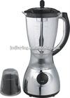 1.5L chromed body kitchen blender