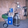 removable milking machine