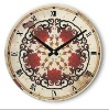 2012 the hottest and antique imitation wall clock