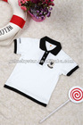 guangzhou short sleeves polo tshirt kids branded clothing wholesale