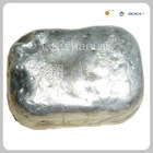 Silvery white high purity 99%-99.9% proper price cerium Metal ingot for glass polishing