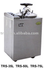 TRS-35L-50L-75L Electric vertical steam disinfector
