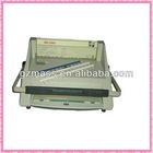 large stock velo binding strip machine (WB-2000)