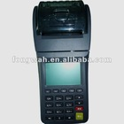 Ticketing issuing pos terminal with thermal printer