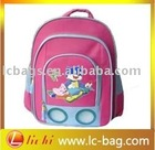Fashion style school bag school backpack