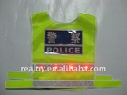 led police vest