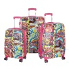Olympia Leisure Travel Trolley Case (Pierre Series)
