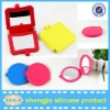 shengjie hot small silicone unbreakable mirror wholesale