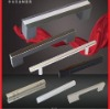 Aluminum alloy modern furniture handle with different colors