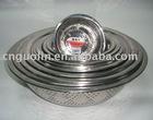 stainless steel rice sieve/kitchenware