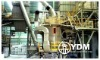 Industrial big output capacity vertical grinding mill
