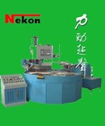 Disc-type automatic high-frequency welding machine