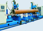 Pipe flange automatic welding machines