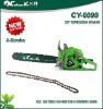 61.0cc garden tool gasoline chain saw CY-6090 single cylinder