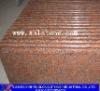 Red Granite Stairs