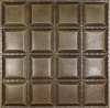 plastic wall panels 40x40cm frp water proof sound insulation
