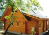 BCH018 Japan Design Prefabricated Wooden/Log House