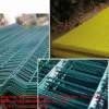 Pvc coatred welded wire mesh panel
