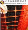 best price orange plastic security fence jiasheng factory