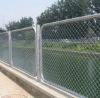 electro galvanized diamond wire mesh(factory price)