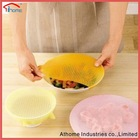 food grade standard transparent silicone food hand wrapper
