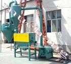 Efficient wood powder machine