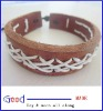 New fashion Leather Braided / Interlaced Bracelet