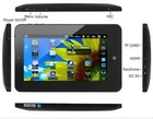 "7"" TFT Touchpad Android 2.3 tablet with Wi-Fi and 4G Hard Drive"