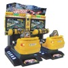 "42"" all-move speeder max(driving) game machine"