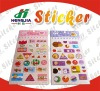 2012 New Self-Adhesive Sticker