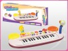 new and popular 31 keys electronic instrument keyboard