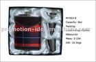 hip flask gift/promotion golf set