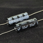 160v 33uf Tube Guitar Amplifier Axial Electrolytic Capacitor
