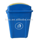 20L plastic recycle container with 840E Certification