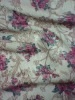 P/ V polyester/viscose home fabric for curtain ,sofa and dress
