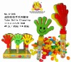 Tube Smile Clapping Candy Toy
