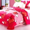 100%cotton printed fabric for bedding