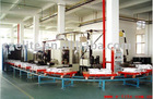Groud-guide-rail Door Foaming Line
