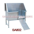 SA-802 Pet Bathtub 129*68*93 CM Pet Products MOQ is 100 sets OEM Logo Accepted