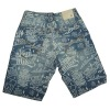 ladies' jean shorts