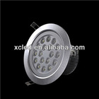 2012 TOP New Style High Lumen Downlight Aluminum LED downlight australian standard, LED Ceiling Downlight, Recessed Down Light